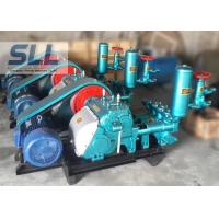 Buy cheap Compact Structure Mud Slurry Pump Cement Grouting Pump High Pump Efficiency from wholesalers