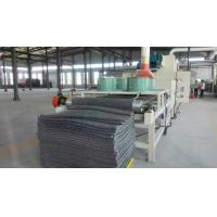 Buy cheap Cushion Coil Mat Manufacturing Machine 6 - 20mm Thickness With SJ-120 Extruder product