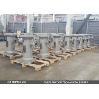 Buy cheap two liquid mixing Inline Static Mixer with ISO9001 certificate from wholesalers