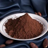 China 10-12% dark brown alkalized cocoa powder on sale