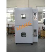 Buy cheap Electric Thermostatic Heated Vacuum Drying Chamber , Reflow Laboratory Hot Air Oven product