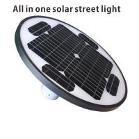 China High Efficiency Solar Yard LED Street Lights Energy Saving USA Bridgelux Chip wholesale