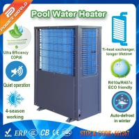 Certified Eco Friendly Swimming Pool Air Source Heat
