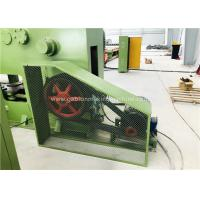 Buy cheap Spring Coiling Gabion Box Machine Size Customized Structure Simpleness product