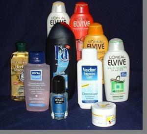 Buy cheap Etiquetas adhesivas impresas uso plástico personalizadas de la botella de los cosméticos del cuidado de la belleza product