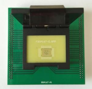 Buy cheap Adaptador de UP-828P FBGA 167P para el zócalo del programador FBGA167P de UP828P product