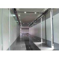 Buy cheap Acouistic Fireproof Folding Screen Room Divider Hpl Finished For Executive Offices product
