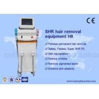 Buy cheap Fast Hair Removal 360 magneto Optical system SHR hair removal machine opt product