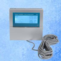 Buy cheap White Solar Thermal Controller , Solar Heating Controller For Split Pressurized Solar Water Heater from wholesalers