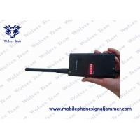 Buy cheap GPS Mobile Signal Detector 25MHz - 6000MHz Frequency Range Camera Bug Detector from wholesalers