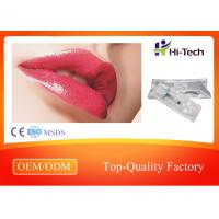 Buy cheap Lidocaine Anti Aging Hyaluronic Acid Lip Filler No Pain ISO13485/GMP product