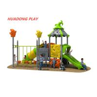 Buy cheap Magic House Series Outdoor Ride Kids Playground Slide Equipment For Residential Area product