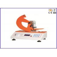 Buy cheap Tear Resistant Paper Package Testing Equipment with Tearing Distance 43 ± 0.5mm product