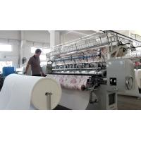 Buy cheap 2.4 Meters Automatic Quilting Machine With Thread Break Detectors product