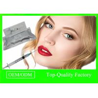 Buy cheap Medical Cosmetics Hyaluronic Acid Fillers Injections For Skin Care Injection No Side Effect product