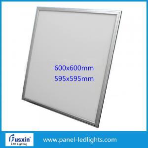 China 8.8mm Flat Led Light Panels For Drop Ceiling 595 X 595 Elegant Appearance on sale