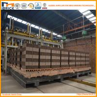 Buy cheap Auto brick production line automatic clay brick tunnel kiln product