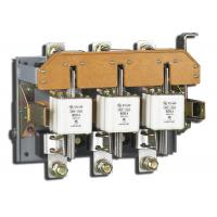 Buy cheap 380V Electrical Fuse Disconnect Switch 3 Pole With Knife Switch HR3 Series product