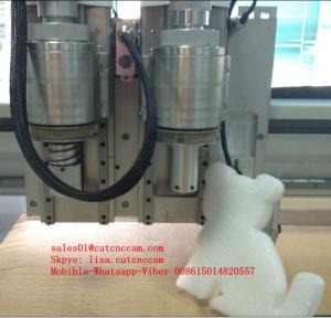 Buy cheap Corte liso da máquina de corte de Digitas do leito da espuma da alta velocidade 50mm EVA product