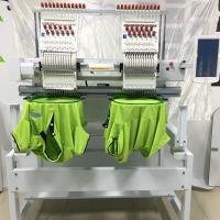 Buy cheap Doublefit Automatic Computer Embroidery Machine Lager Working Area product