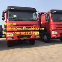 Quality 6x4 18M3 12.00R22.5 Model Tire Heavy Duty Dump Truck Customized HOWO brand  for Unloading building Materials for sale