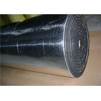 Buy cheap Sticky Acoustic Insulation Materials With Glass Fabric 10mm Heat Insulation product
