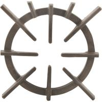 China Green Sand Casting Kitchen Cast Iron Stove Grates / Gas Stove Cast Iron Burner Grates on sale