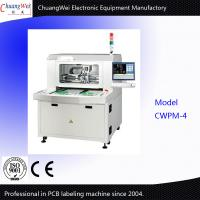 China Three Axis Workbench Automatic Feeder Label Printing Machines On PCB on sale