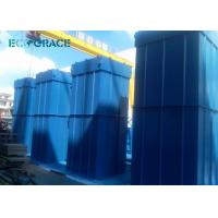Quality Reverse Jet / Pulse Jet Industrial Dust Collector Flue Gas Dedusting System for sale
