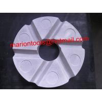 Buy cheap Diam 250mm magnesia abrasive for marble product
