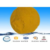 Buy cheap Poly Ferric Sulphate Popular Water purification material Solid PFS yellow chemical product
