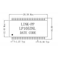 Buy cheap ISL0200 10/100Base-T Quad Port Network Magnetics Transformer SMD LP1053NL from wholesalers
