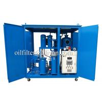 Buy cheap COP Cooking Oil Filtration Plant,Used Cooking Oil Purification Machine For Making Biodiesel,Sunflower seed oil purifier product