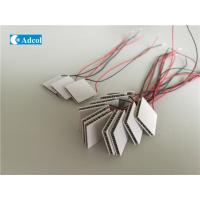 Buy cheap Cooling device Thermoelectric Peltier Generator  4.1Ohm AC resistance product
