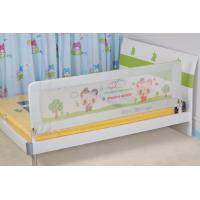Buy cheap Collapsible Travel Bed Rails For Toddlers / Toddler Bed Rail Guard product