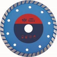 Buy cheap Porcelain  Concrete Diamond Stone Cutting Disc  150mm 180mm   Fast Speed Blue product