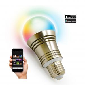 Buy cheap Bluetooth Wifi省エネSMD 7.5Wスマートなつくe27/B22は球根を導きました product