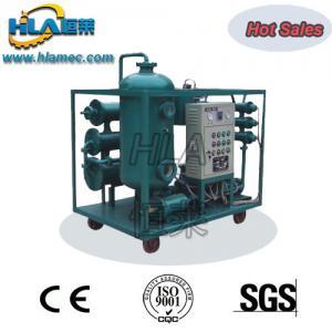 Buy cheap Filtración inútil del aceite hidráulico del equipo industrial que limpia Machinhe product