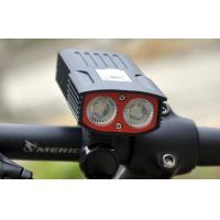 Buy cheap Dualhouse SFL-T201600lm led bicycle light and headlight, 8.4V rechargeable bike led lighting product