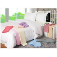 China Cotton Bed Sheet Supplier on sale