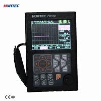 Buy cheap NDT Ultrasonic Crack Detection Test with Big memory of 500 A graph HUATEC FD510 from wholesalers