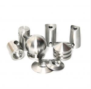 Buy cheap Anodized Aluminum 6063 CNC Precision Machining Parts product