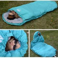 Buy cheap Custom Wearable Minion Camping Lightweight Sleeping Bags for Child / Girls / Adult product