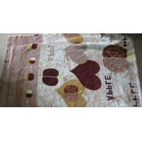Buy cheap 100% polyester soft print flannel fabric for blanket product