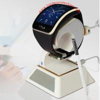 Buy cheap COMER Open display merchandises protection solution stands with alarm security for smart watch product