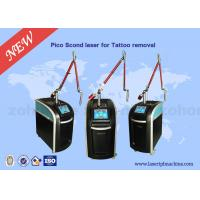 Buy cheap Professional 1064nm 532nm 755nm picosure laser  tattoo pigment removal product
