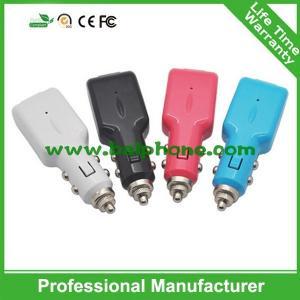 Buy cheap Cargador promocional del coche del nuevo puerto mini USB de la bola de acero solo con diversos colores product