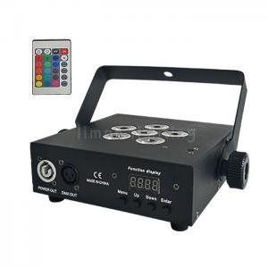 Buy cheap Super Cheap Thin 4X18w RGBWA UV 6in1 Strobe LED Truss Wash Par Light product