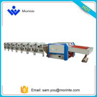 Buy cheap High capacity cotton polyester yarn waste hard waste recycling machine for spinning product