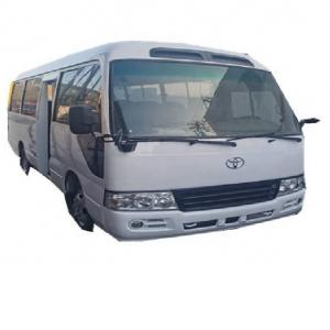 Buy cheap 6.9m 42000KM Second Hand School Bus Left Hand Steer Position product